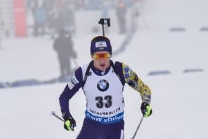 Биатлон: Пидручный и Меркушина представят Украину на Рождественской гонке