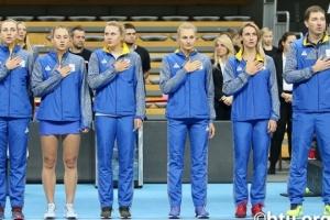 Женская сборная Украины по теннису занимает 23 место мирового рейтинга