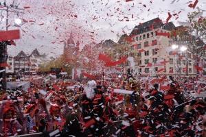 В Германии открылся карнавальный сезон
