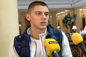 Футболіст збірної України Миколенко може не зіграти з Естонією та Сербією
