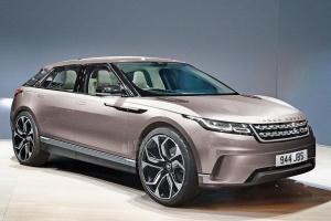 Land Rover выпустит небольшой електрокросовер