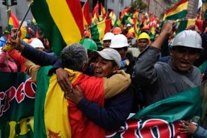 Болівія: любимчики теж народу набридають…