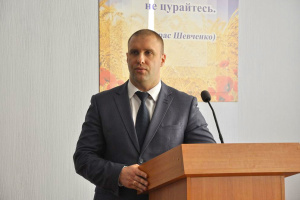 Oleh Synjehubow wird neuer Gouverneur der Oblast Poltawa