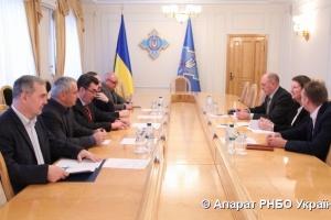 Україна планує розробити систему реагування на ризики разом з Британією