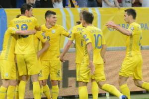 Футбол: за чотири гри з Естонією Україна не пропустила жодного м'яча
