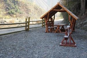 Закарпатские лесники создали новое место отдыха для туристов