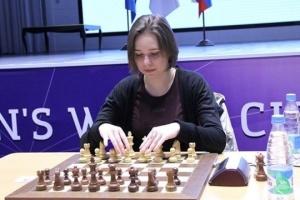 Жіноча команда Київської шахової федерації - фаворит клубного Євро