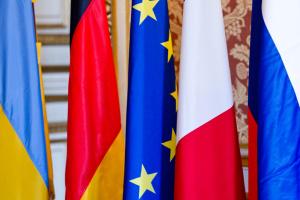 Büro des Präsidenten bestätigt Normandie-Treffen am 9. Dezember