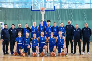 Определился состав женской сборной Украины на матчи Евробаскета-2021