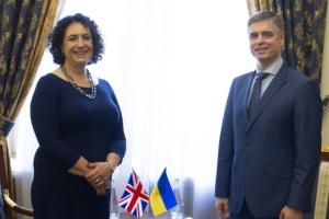 Життя після Brexit: Україна і Британія обговорили нову довгострокову угоду