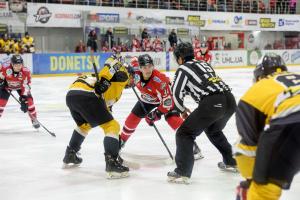 УХЛ: «Донбасс» взял реванш у «Белого Барса»