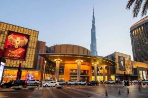 В Дубае затопило крупнейший в мире торговый центр