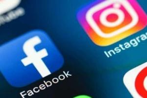 В роботі Instagram і Facebook знову стався збій