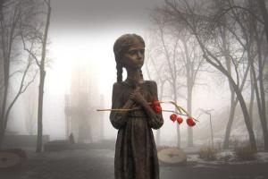 Трагедия детей Голодомора