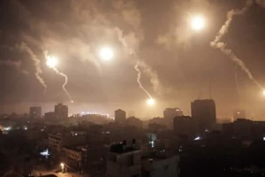 Израиль заявляет о возобновлении обстрелов из Сектора Газа