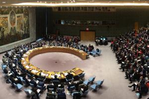 【国連安保理】米国、ロシアの対ウクライナ侵略、ミンスク諸合意破綻を非難