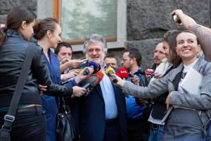 Коломойський не має права говорити від імені України або ОП - Мендель