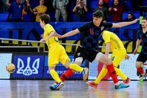 Сборная Украины по футзалу в декабре сыграет два матча с хорватами