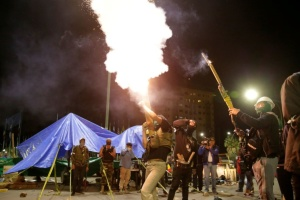 В Боливии возобновились столкновения сторонников и противников экс-президента Моралеса