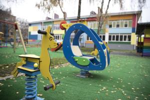 В Оболонском районе открыли отремонтированный детсад