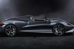 McLaren показал суперкар, который разгоняется до 100 километров за 3 секунды