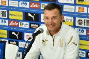 У матчах з Естонією та Сербією буде звична мотивація - Шевченко