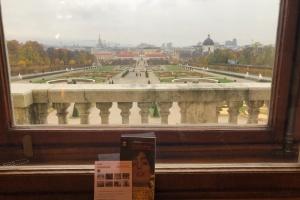 У віденському Бельведері з'явився україномовний аудіогід