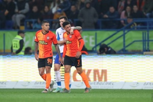 21 листопада УАФ розгляне скандал під час матчу «Шахтар» - «Динамо»