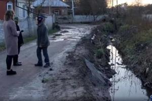 У Чернігові кондитерська фабрика скинула в річку неочищені промислові відходи