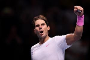 Надаль здобув драматичну перемогу над Медведєвим на Підсумковому турнірі ATP
