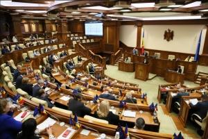 ЄС розкритикував рішення парламенту Молдови про скорочення повноважень президента