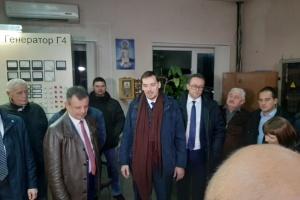 Гончарук приїхав на Львівщину через зрив опалювального сезону