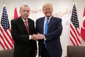 Трамп не хочет тратить время Эрдогана, отвечая за вопрос относительно импичмента