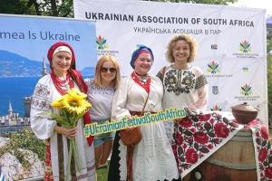 ІІІ Український фестиваль у ПАР став святом культури й мистецтва