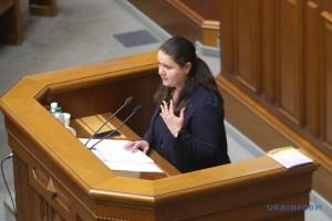 Oksana Markarova : L'Ukraine doit mettre fin à sa coopération avec le FMI en 2023
