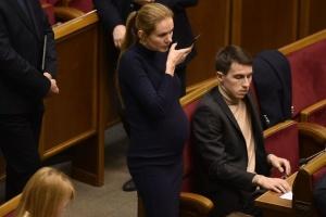 Депутат Скороход заявила, що через її голосування затримали чоловіка
