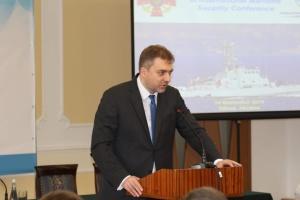 Через дії РФ загрози у Чорному й Азовському морях постійно зростають — Загороднюк