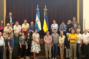 Тимчасовий повірений Маргарита Арістова зустрілася з українцями Аргентини