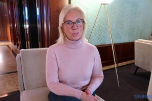 Денисова ведет переговоры о совместном визите в оккупированный Крым с Миятович