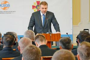 Zagorodniuk: Amenazas en los mares Negro y de Azov crecen constantemente