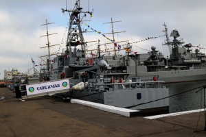 Катери Island планують доозброїти кулеметами та гарматами