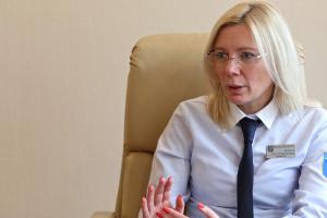 Наталья Шамрай, директор Департамента предоставления админуслуг КГГА