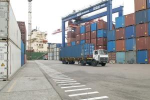 Перевалка грузов в морских портах Украины выросла на 20%