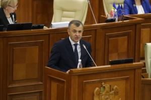 Правительство Молдовы возглавил советник Додона