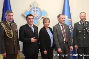 Данілов сподівається на співпрацю з Норвегією у сфері кібербезпеки