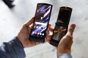 """Motorola представила культову """"жабку"""" на базі Android"""