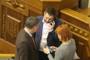"""Арахамия прогнозирует законы о """"перезагрузке"""" работы Рады до нового года"""