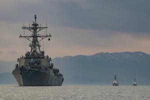Американські ВМС заявляють, що не скасовували навчань у Чорному морі