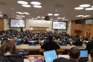 """Комитет ООН одобрил проект крымской резолюции, в которой зафиксировали понятие """"агрессия"""""""
