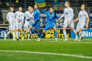 Збірна України з футболу обіграла команду Естонії у контрольному матчі